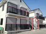 アパート 外壁屋根塗装工事,松戸市,シリコン塗装