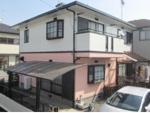 外壁屋根塗装工事 千葉市中央区 1液シリコンセラUV・サーモアイSi塗装