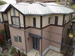住宅外壁屋根塗装工事 千葉市花見川区瑞穂 ナノコンポジットW・サーモアイSi