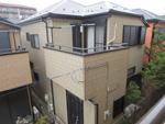住宅外壁屋根塗装工事 船橋市 UVプロテクトクリヤー・ファインシリコンベスト
