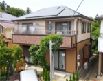 四街道市 外壁屋根塗装工事 ナノコンポジットW、サーモアイSi