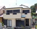 佐倉市外壁屋根塗装工事 ナノコンポジットW、サーモアイSi
