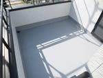 富津市 ベランダ防水工事、外壁屋根塗装も一緒に行いました
