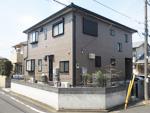 外壁塗装 鎌ヶ谷市 スーパームキコートクリヤー
