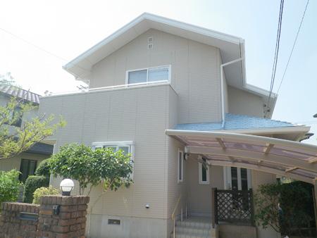 外壁 塗装 ハウス 積水