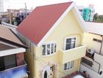 屋根外壁塗装工事 浦安市 ナノコンポジットW 22-90H
