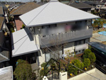屋根外壁塗装工事 千葉市花見川区 ナノコンポジットW NC-10
