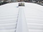 屋根断熱・遮熱塗装