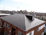千葉市若葉区平成コーポ 屋根塗装・棟板金交換工事