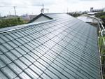 屋根シリコン塗装工事 八千代市D様邸