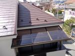 屋根板金工事と外壁屋根塗装