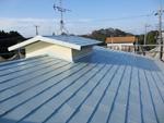 屋根貫板交換と外壁屋根塗装工事