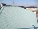 君津市 屋根塗装工事