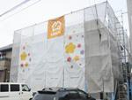 アパート塗装工事 千葉市花見川区